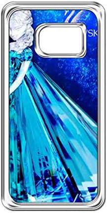 Suavemente Gaviota Aspirar  Samsung Galaxy S7 SWAROVSKI Carcasa Funda Protectora Trasparente Para Samsung  Galaxy S7 SWAROVSKI Logo Funda ProteccióN Delgada: Amazon.es: Electrónica