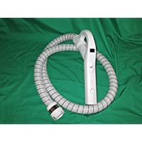 (Ship from USA) 7 Electrolux Aerus White Epic Lux 6500 7000 Legacy Vac Vacuum Hose Pistol Grip