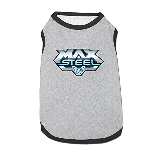 [Max Steel Logo Amazing Dog Clothes Sweaters Shirt Hoodie For Puppy] (Dredd Halloween Costume)
