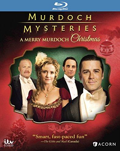 A Murdoch Mysteries Christmas [Blu-ray]