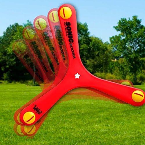 Duncan Sonic Booma Deportes Boomerang, Rojo: Amazon.es: Deportes y ...