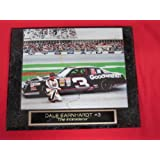 Dale Earnhardt Sr #3 THE INTIMIDATOR Collector Plaque #2 w/8x10 Photo!