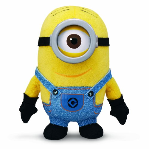 Despicable Me Buddies Soft Huggable Friends Minion Stuart Plush