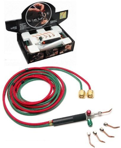 - The Little Torch with 5 Tips In a Box- Acetylene