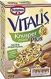 Dr. Oetker Vitalis Knusper Plus Nussmischung, 3er Pack (3 x 450 g)