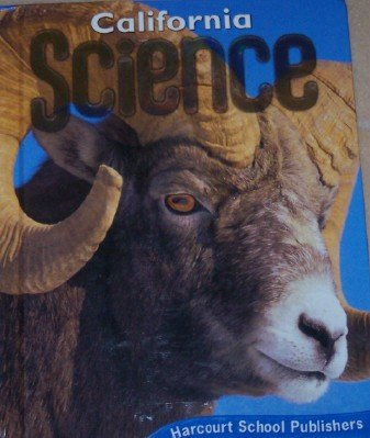 Harcourt School Publishers Science California: Student Edition Grade 5ence 20 2008