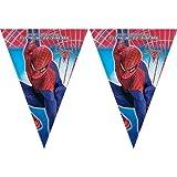Guirlande Spiderman à Fanions