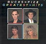 Bucks Fizz: Greatest Hits LP VG++/NM Canada RCA KKL1-0539 punchhole