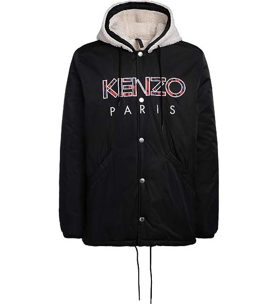Kenzo Chaqueta Hombre Nero XL: Amazon.es: Ropa y accesorios