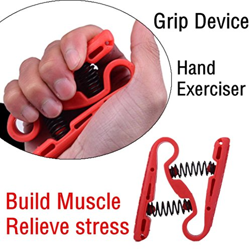 Hand Exerciser Hand Strengtheners Hand Pressure Grip Device Relieve - Skate Exerciser