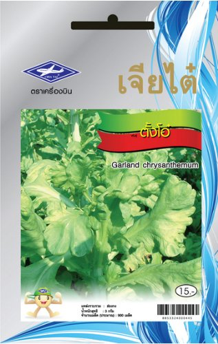 Amazon.com: Garland (Chrysanthemum (1500 semillas por ...