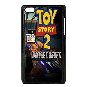 Toy Story 2 For Ipod Touch 4 Phone Case & Custom Phone Case Cover R01A651482