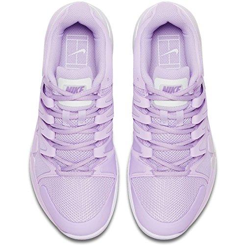 Nike Jordan Aero Flygning Mens Basketskor Violett Mist / White-toppmötet Vitt