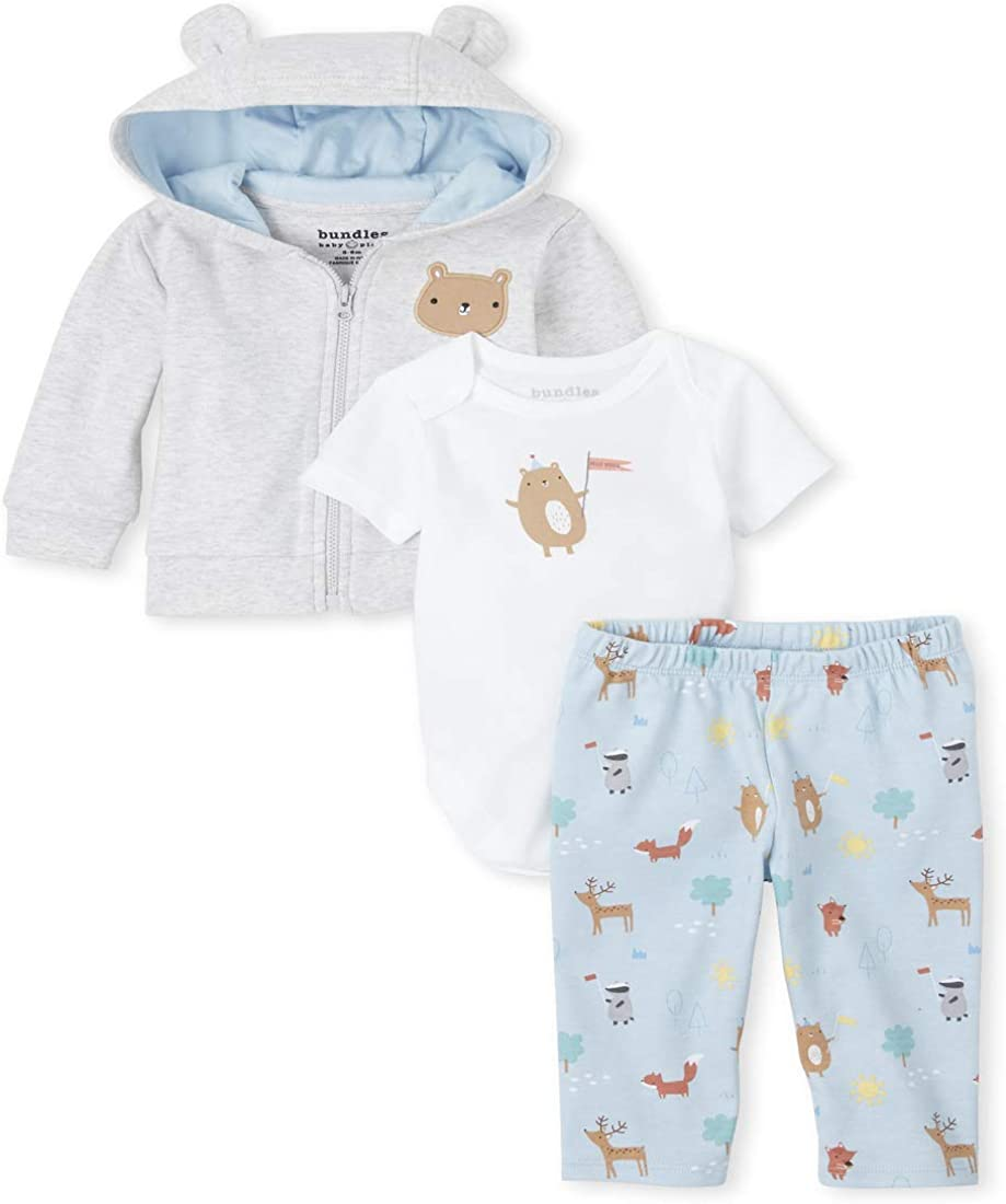 The Best Baby Boy Take Me Home Set