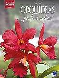capa de Orquídeas Perfumadas - Volume 2. Coleção Rubi