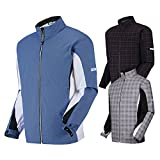 Product review for FootJoy HydroLite Rain Jacket Black/White Check