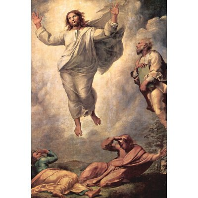 (13x19) Raffaelli Transfiguration of Christ Art Print Poster