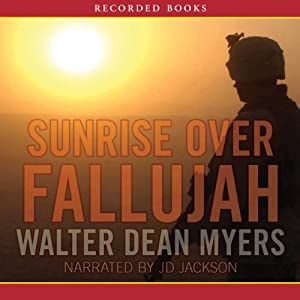 sunrise over fallujah book report Book report general information author: walter dean myers title: sunrise over fallujah pages: 280 level: b2 my opinion normally, i don't like this type of books i don't like books about war, the army and that kind of thinks.