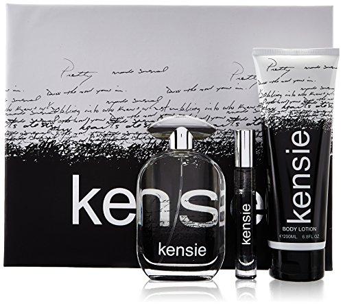 (Kensie Fragrance for Her Eau De Parfum, 3.4 Fluid Ounce)