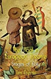 img - for The Fool in European Theatre: Stages of Folly by Tim Prentki (2011-11-22) book / textbook / text book