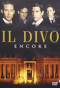 Il divo encore il divo dvd for Il divo cd list