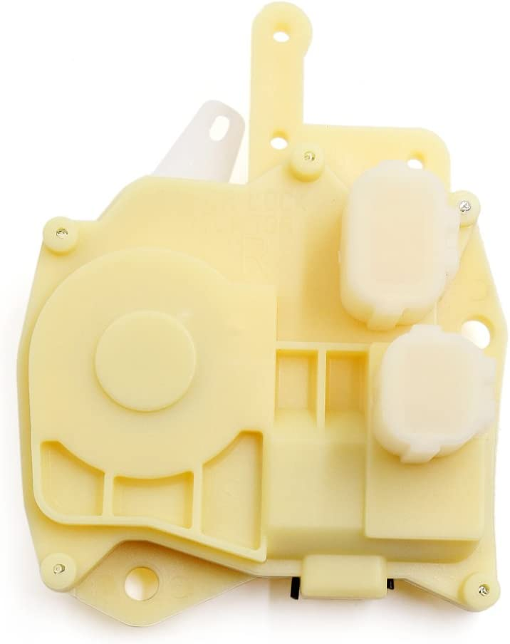 Uxcell a17071700ux0092 72115-S5A-003 Car Front Right Passenger Side Door Lock Actuator for Honda Accord Civic CR-V Fit Odyssey Insight S2000