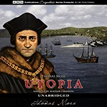 Utopia Audiobook by Thomas More Narrated by Alastair Cameron