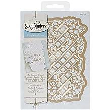 Spellbinders S4-528 Shapeabilites Foliage Lattice Strips