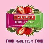 Larabar Strawberry Spinach Cashew Real Fruit