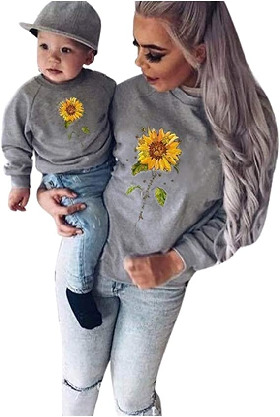 K-Youth Ropa para Madres e Hijos Sudaderas Tumblr Adolescentes ...
