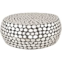 Dimond Home 8990-018 Pebble Accent Table, 28 x 28 x 11
