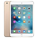 Apple iPad Mini 3 MGYE2LL/A VERSION (16GB, Wi-Fi, Gold) (Certified Refurbished)