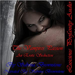 The Vampire's Passion Audiobook