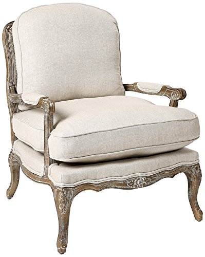 Homelegance Accent - Homelegance 1234-1 Show Wood Accent/Arm Chair, Neutral
