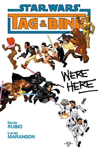 Star Wars,Vol.1: Tag & Bink Were Here