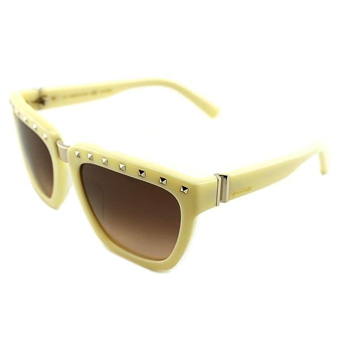 Valentino Gafas de sol - para mujer, color Hueso, talla ...