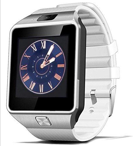 Cámara de reloj inteligente Bluetooth Smart muñeca reloj teléfono con tarjeta SIM ranura 2.0 Cámara tarjeta TF Apoyo Android Samsung HTC LG Sony Blackberry ...