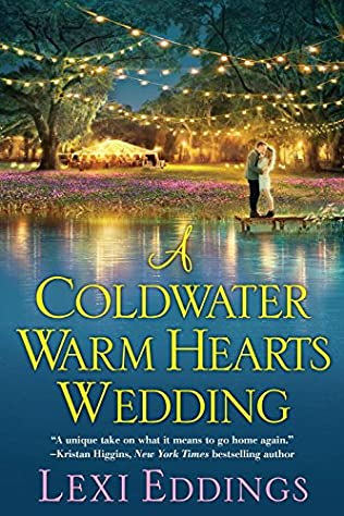 book cover of A Coldwater Warm Hearts Wedding