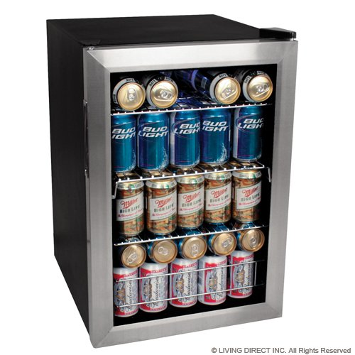 EdgeStar Soda Beverage Cooler Fridge