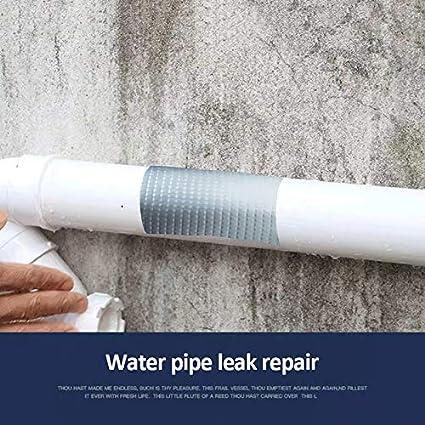 wasserdicht Super Fix Stop Leck Seal Repair Tape Crack Thicken Tape Home RenovationTool Tabanlly Aluminiumfolie selbstklebendes Butylband
