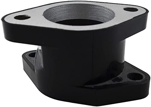 AHL Carburetor Intake Manifold Rubber Interface for YAMAHA YFM350 YFM350X Warrior 350 1987-2004 replace 1UY-13586-02-00