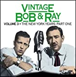 img - for Vintage Bob & Ray, Volume 3 - The New York Years, Part 1 book / textbook / text book