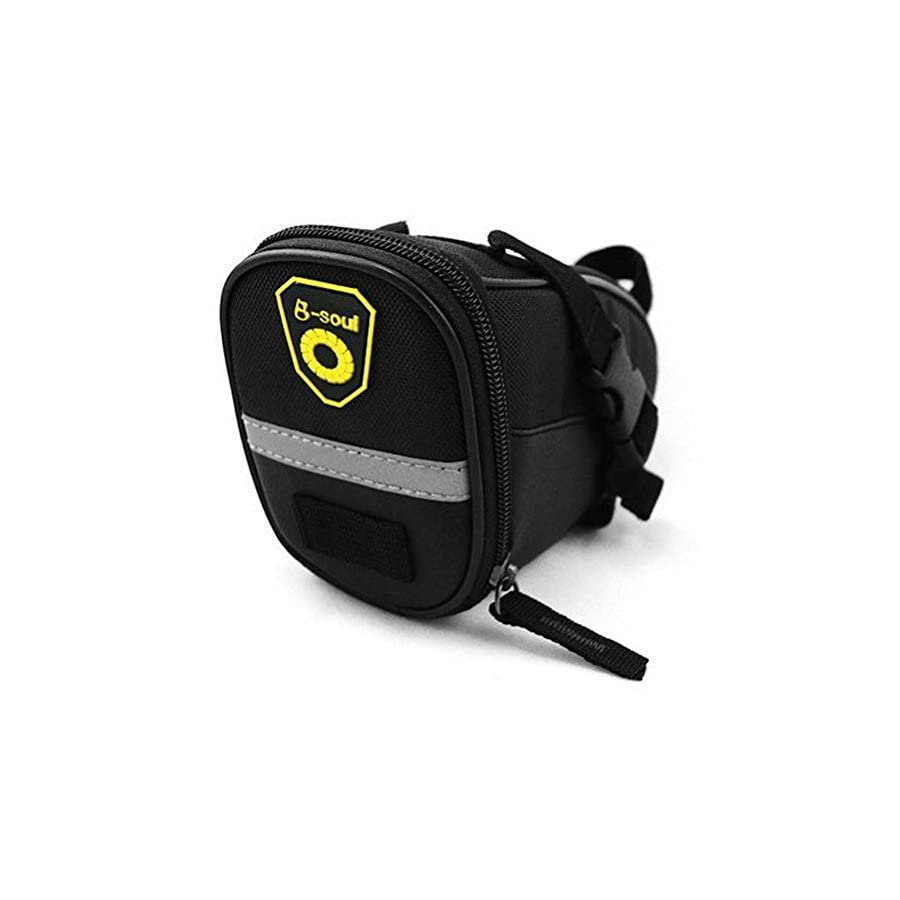 sponeed Cycling Seat Pouch Bicycle Bike Saddle Bag Rear Packs Tools Pocket 6 Colors