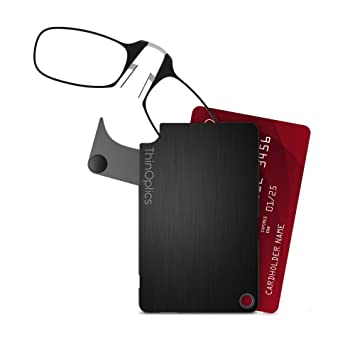 Amazon.com: ThinOptics - Gafas de lectura y funda para ...