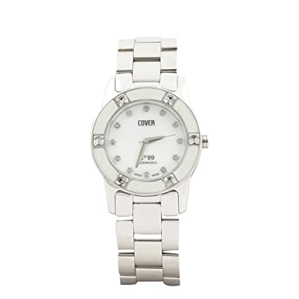Cover Expressions Analogue Dial Women's Watch - CO99.ST2M/SW