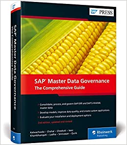 SAP Master Data Governance 2nd ed Updated and Revised