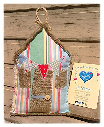 Large Beach Hut Doorstop