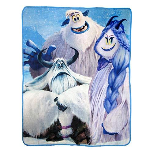 Warner Brothers Throw Blanket, Snow Friends