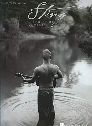 (Sting - The Best of 25 Years (Piano/Vocal/guitar))