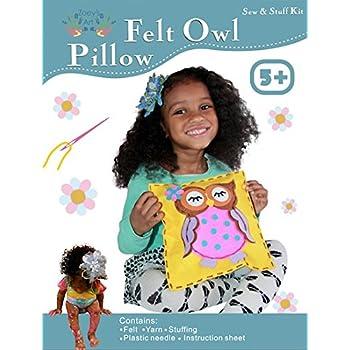 Amazon Com Melissa Amp Doug Created By Me Flower Fleece